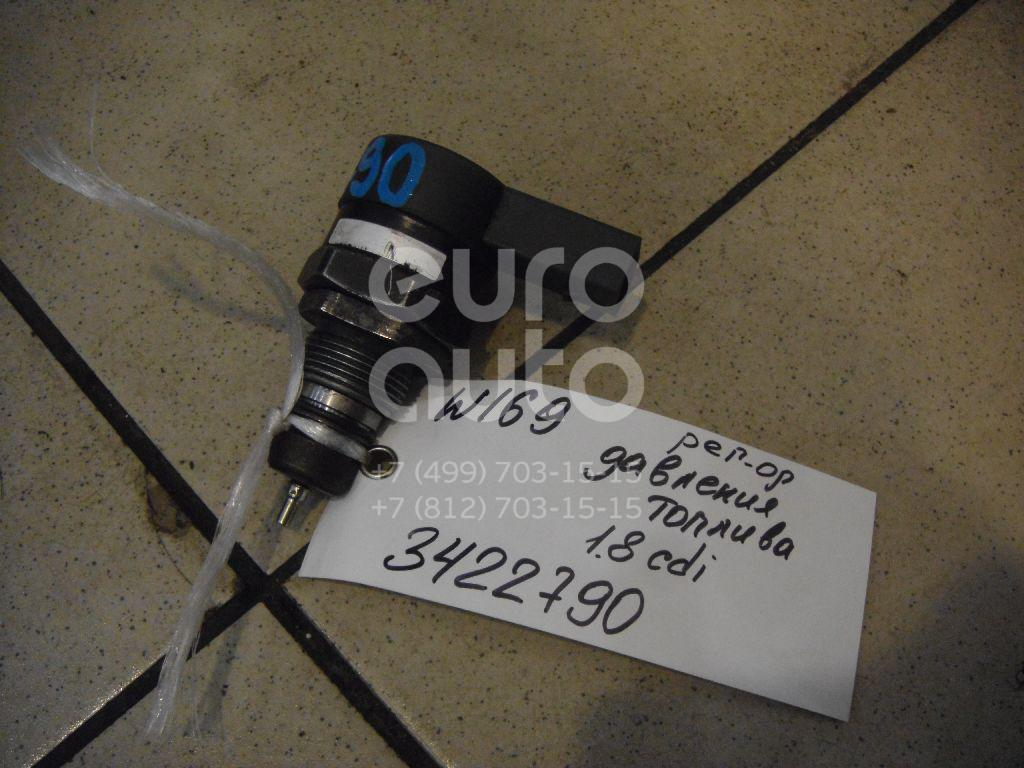 Регулятор давления топлива для Chrysler A140/160 W169 2004-2012;3-серия E46 1998-2005;W220 1998-2005;X5 E53 2000-2007;X3 E83 2004-2010;1-серия E87/E81 2004-2011;3-серия E90/E91 2005>;W164 M-Klasse (ML) 2005-2011;W211 E-Klasse 2002-2009 - Фото №1
