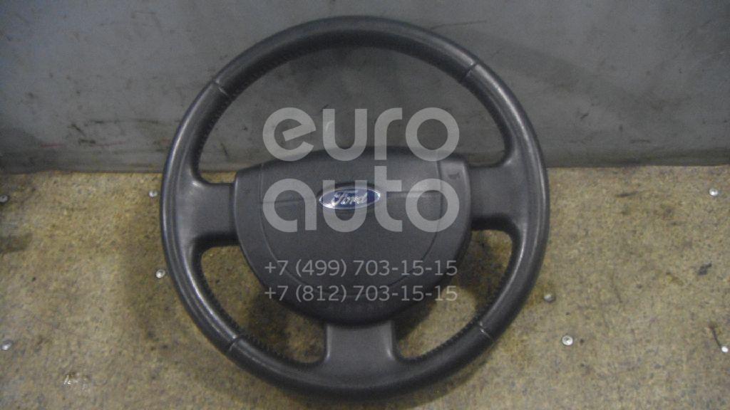 Рулевое колесо с AIR BAG для Ford Fusion 2002-2012 - Фото №1