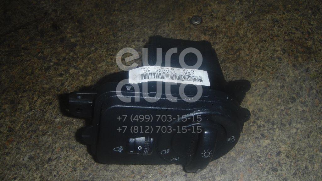 Переключатель света фар для Ford Fusion 2002-2012;Fiesta 2001-2008 - Фото №1