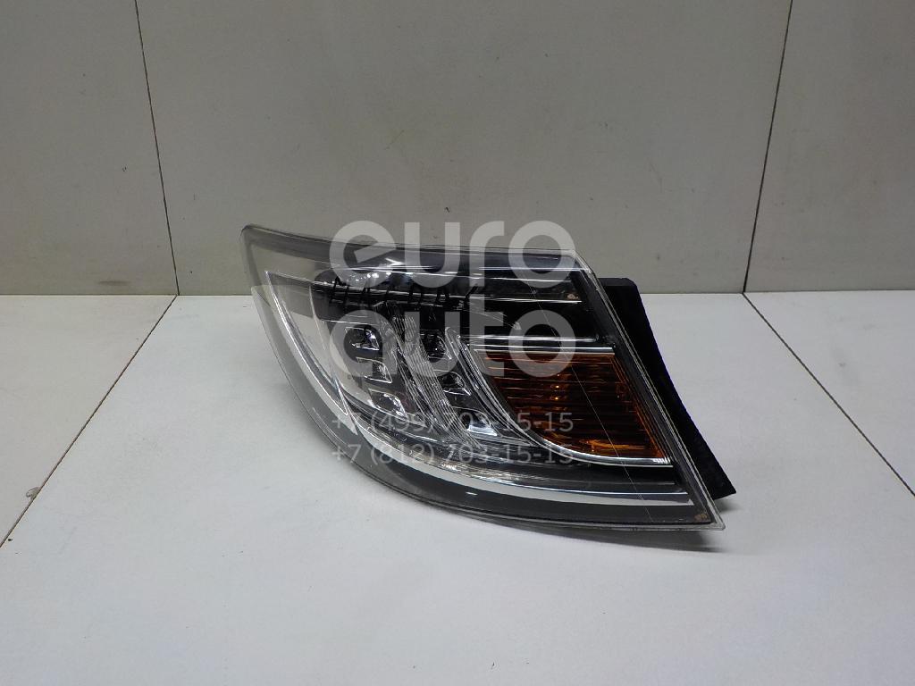 Купить Фонарь задний наружный левый Mazda Mazda 6 (GH) 2007-2012; (GDK251160D)