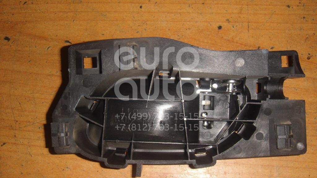Ручка двери внутренняя правая для Peugeot,Citroen 407 2004-2010;C4 2005-2011;C6 2006-2012 - Фото №1
