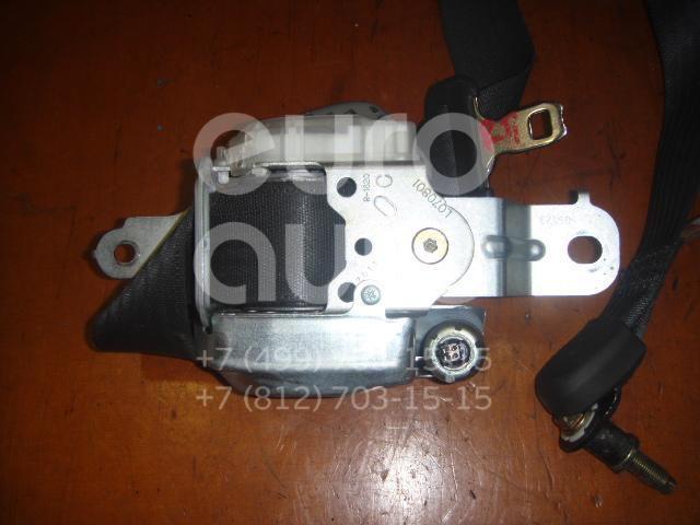 Ремень безопасности с пиропатроном для Nissan Pathfinder (R51) 2005-2014;Navara (D40) 2005-2015 - Фото №1