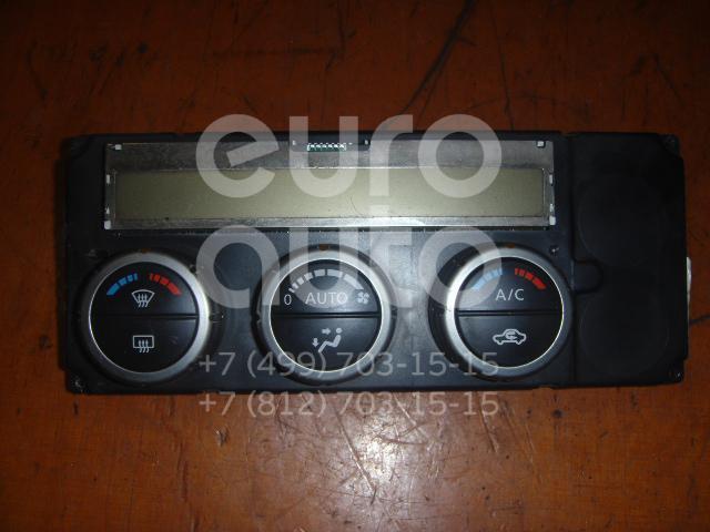 Блок управления климатической установкой для Nissan Pathfinder (R51M) 2004-2013;Navara (D40) 2005-2015 - Фото №1