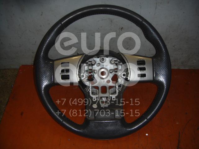 Рулевое колесо для AIR BAG (без AIR BAG) для Nissan Pathfinder (R51M) 2004-2013;Navara (D40) 2005> - Фото №1