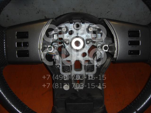 Рулевое колесо для AIR BAG (без AIR BAG) для Nissan Pathfinder (R51) 2005-2014;Navara (D40) 2005-2015 - Фото №1
