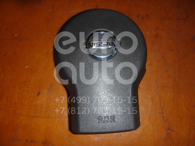 Подушка безопасности в рулевое колесо для Nissan Pathfinder (R51M) 2004-2013;Navara (D40) 2005> - Фото №1