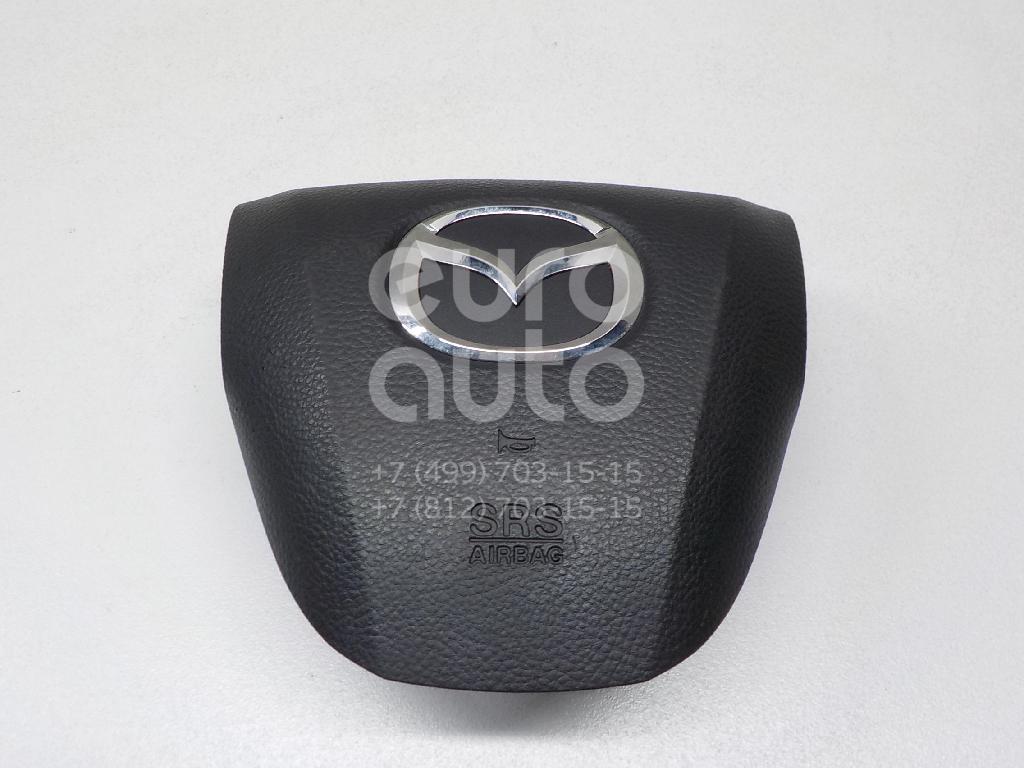 Купить Подушка безопасности в рулевое колесо Mazda Mazda 6 (GH) 2007-2012; (GDK557K00)