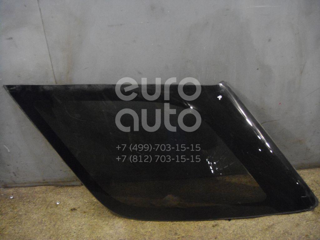 Стекло кузовное глухое правое для Opel Frontera A 1992-1998 - Фото №1