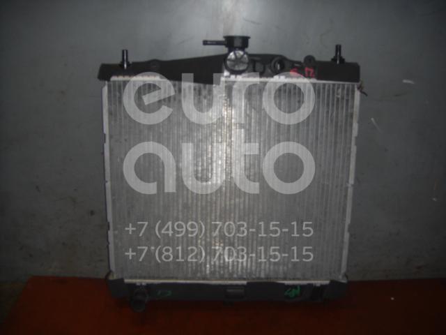 Радиатор основной для Nissan Micra (K12E) 2002-2010 - Фото №1