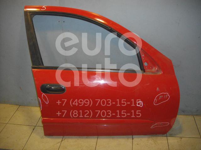 Дверь передняя правая для Nissan Almera N16 2000-2006 - Фото №1
