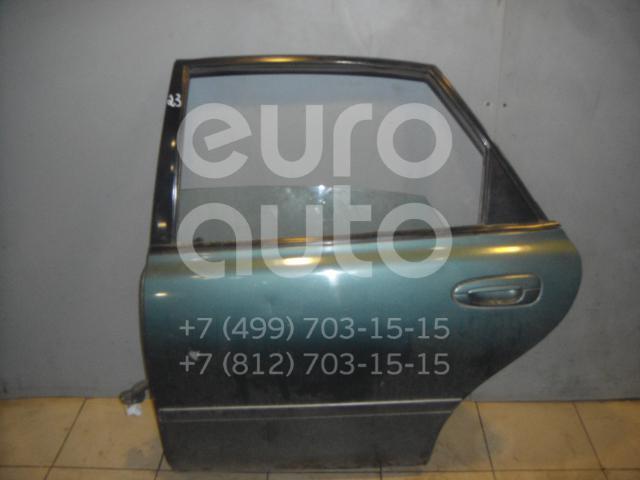 Дверь задняя левая для Mazda 626 (GE) 1992-1997 - Фото №1