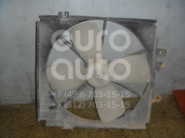 Вентилятор радиатора для Mazda 626 (GE) 1992-1997 - Фото №1
