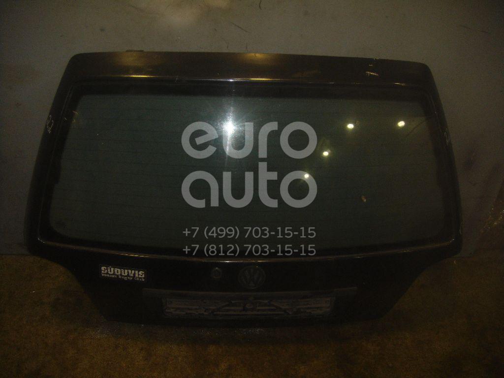 Дверь багажника со стеклом для VW Golf III/Vento 1991-1997 - Фото №1