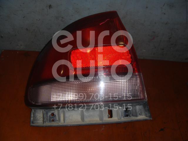 Фонарь задний наружный левый для Mazda 626 (GE) 1992-1997 - Фото №1