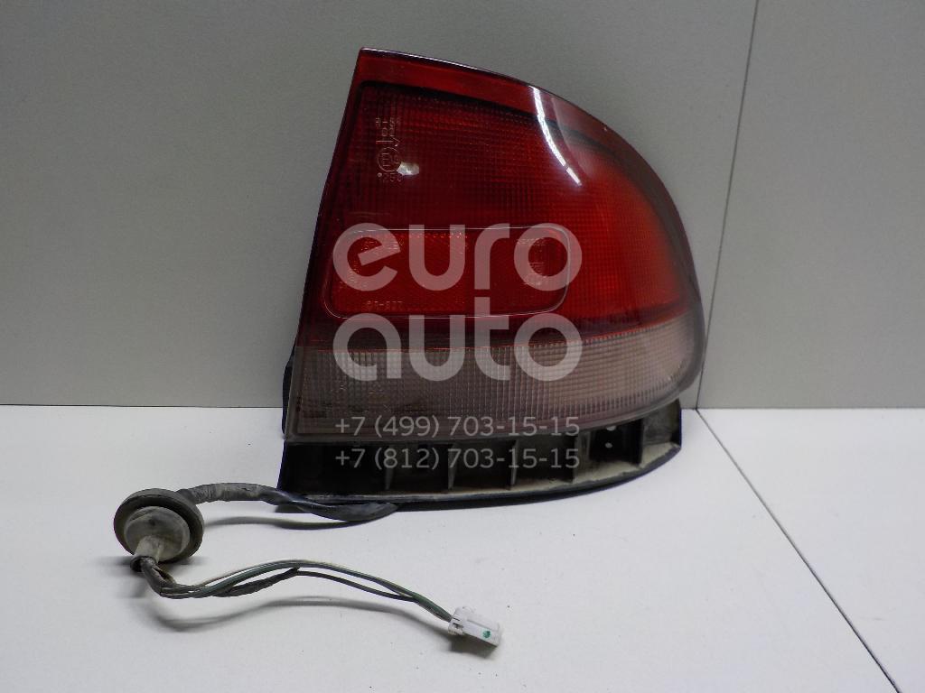 Фонарь задний наружный правый для Mazda 626 (GE) 1992-1997 - Фото №1