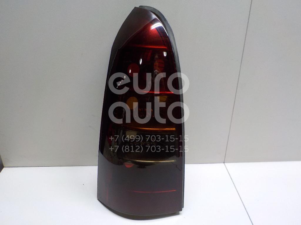 Фонарь задний левый для Opel Astra G 1998-2005 - Фото №1