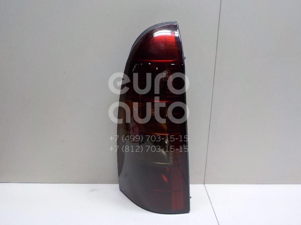 Фонарь задний правый для Opel Astra G 1998-2005 - Фото №1