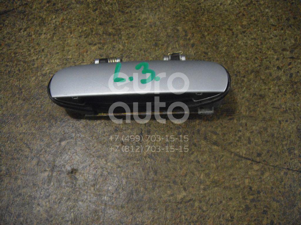 Ручка двери наружная левая для Audi A6 [C5] 1997-2004;A3 (8L1) 1996-2003;A4 [B5] 1994-2000;A8 1998-2003 - Фото №1