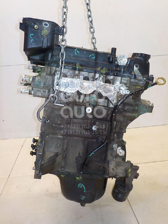 Двигатель для Peugeot,Citroen 107 2006-2014;C1 2005-2014 - Фото №1