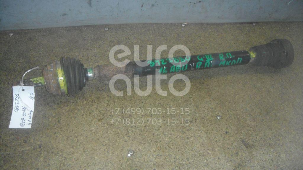 Полуось передняя правая для VW Golf III/Vento 1991-1997 - Фото №1