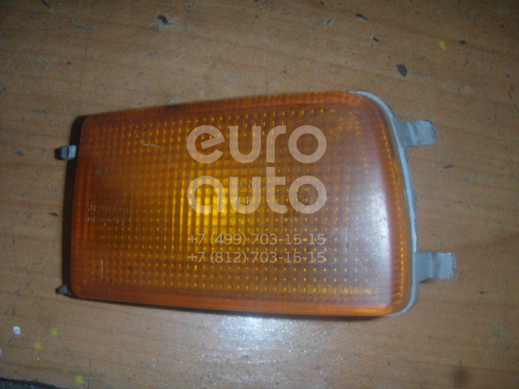 Указатель поворота в бампер правый желтый для VW Golf III/Vento 1991-1997 - Фото №1