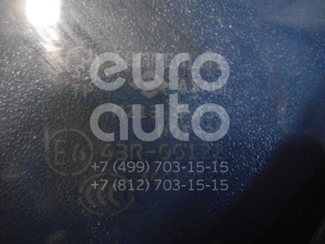 Стекло кузовное глухое левое для Mitsubishi Outlander XL (CW) 2006-2012 - Фото №1