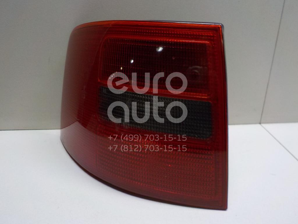Фонарь задний левый для Audi A6 [C5] 1997-2004;Allroad quattro 2000-2005 - Фото №1