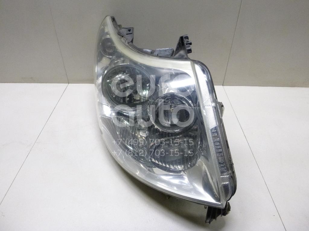 Фара правая для Citroen,Peugeot,Fiat Jumper 2006>;Boxer 2006>;Ducato (НЕ ЕЛАБУГА!!!) 2006> - Фото №1