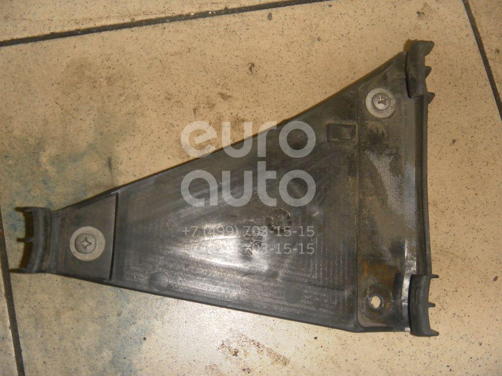 Направляющая заднего бампера левая для Audi A4 [B5] 1994-2001 - Фото №1