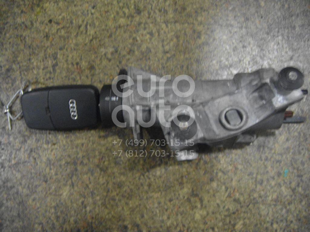 Замок зажигания для Audi,Skoda,Seat,VW A6 [C5] 1997-2004;A3 (8L1) 1996-2003;A8 1994-1998;TT(8N) 1998-2006;Octavia (A4 1U-) 2000-2011;Leon (1M1) 1999-2006;Toledo II 1999-2006;Octavia 1997-2000;Golf IV/Bora 1997-2005;A4 [B6] 2000-2004 - Фото №1