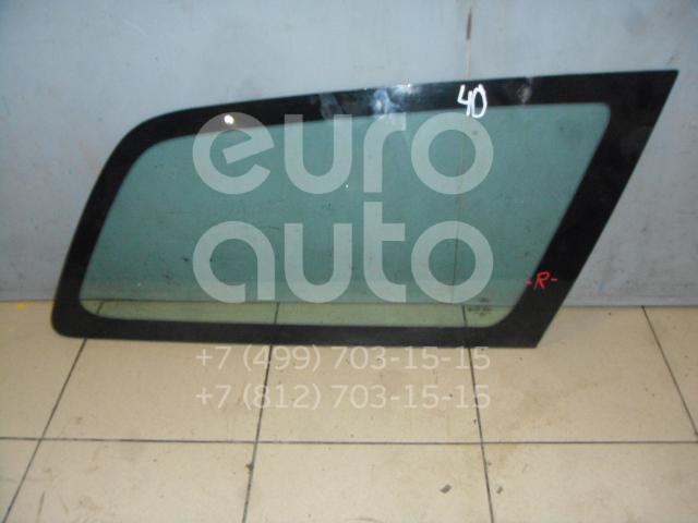 Стекло кузовное глухое правое для Ford Focus I 1998-2005 - Фото №1