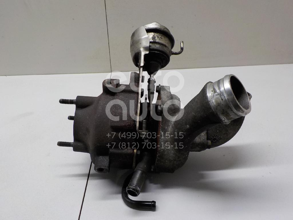 Купить Турбокомпрессор (турбина) Hyundai Starex H1/Grand Starex 2007-; (282004A480)