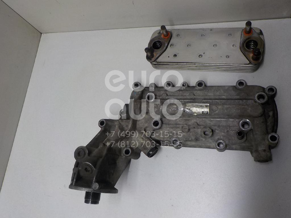 Купить Радиатор масляный Hyundai Starex H1/Grand Starex 2007-; (264004A450)