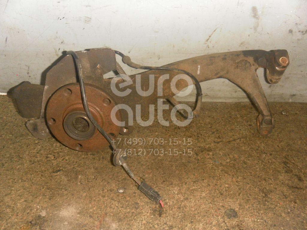 Кулак поворотный передний левый для Audi,VW,Skoda A4 [B5] 1994-2000;Passat [B5] 1996-2000;A6 [C5] 1997-2004;Passat [B5] 2000-2005;Superb 2002-2008 - Фото №1