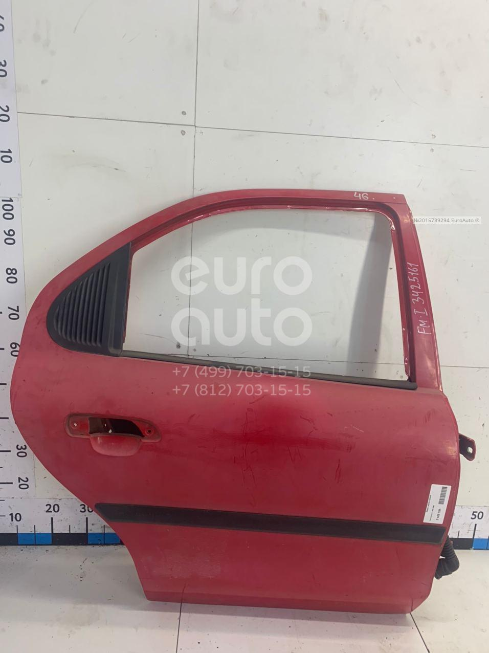 Дверь задняя правая для Ford Mondeo I 1993-1996 - Фото №1
