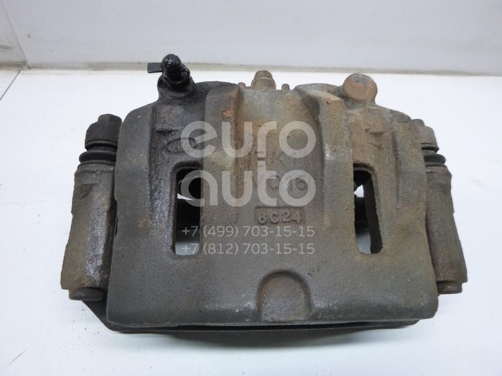 Купить Суппорт тормозной передний левый Kia Carnival 2005-2014; (581104D200)
