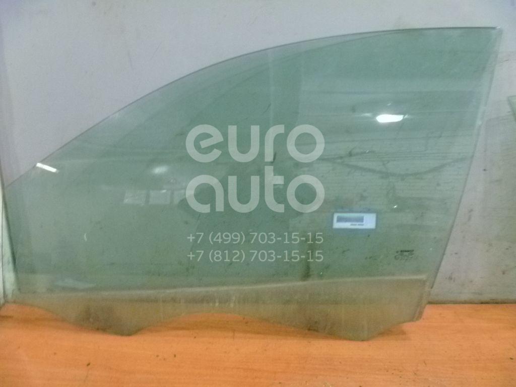 Стекло двери передней левой для Renault Megane II 2003-2009 - Фото №1