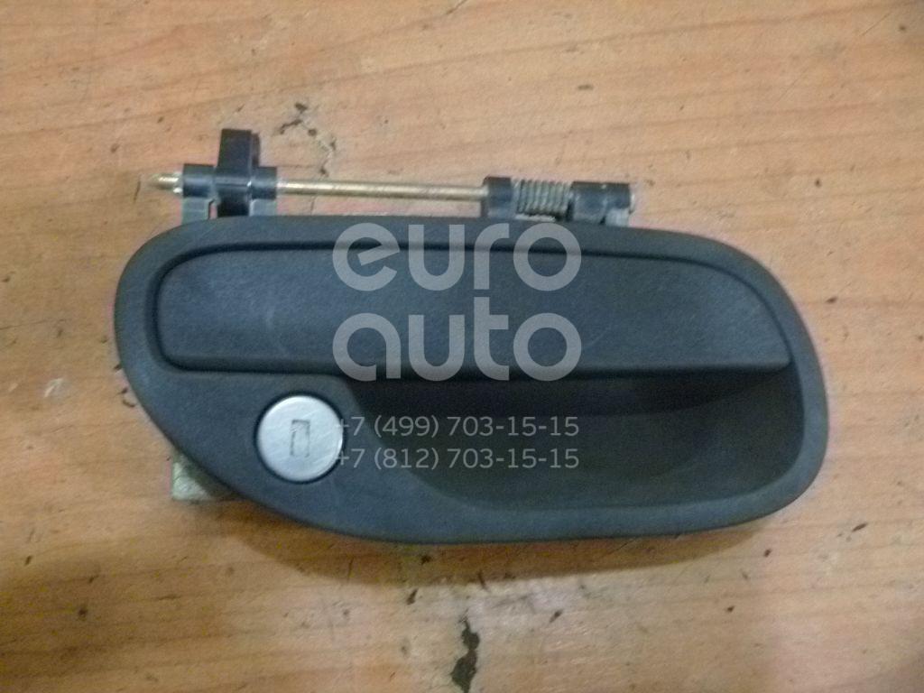 Ручка двери передней наружная правая для Volvo S40 1998-2001;S40 1995-1998;V40 1995-1998;V40 1998-2001;S40 2001-2003;V40 2001-2004 - Фото №1