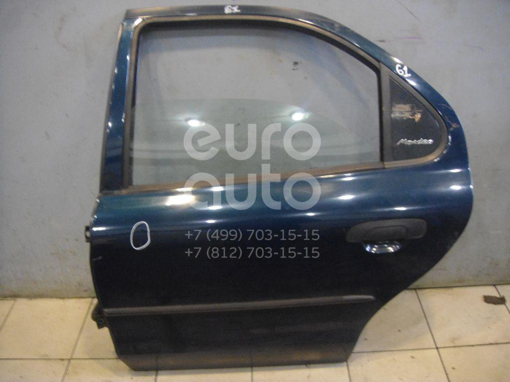 Дверь задняя левая для Ford Mondeo II 1996-2000 - Фото №1