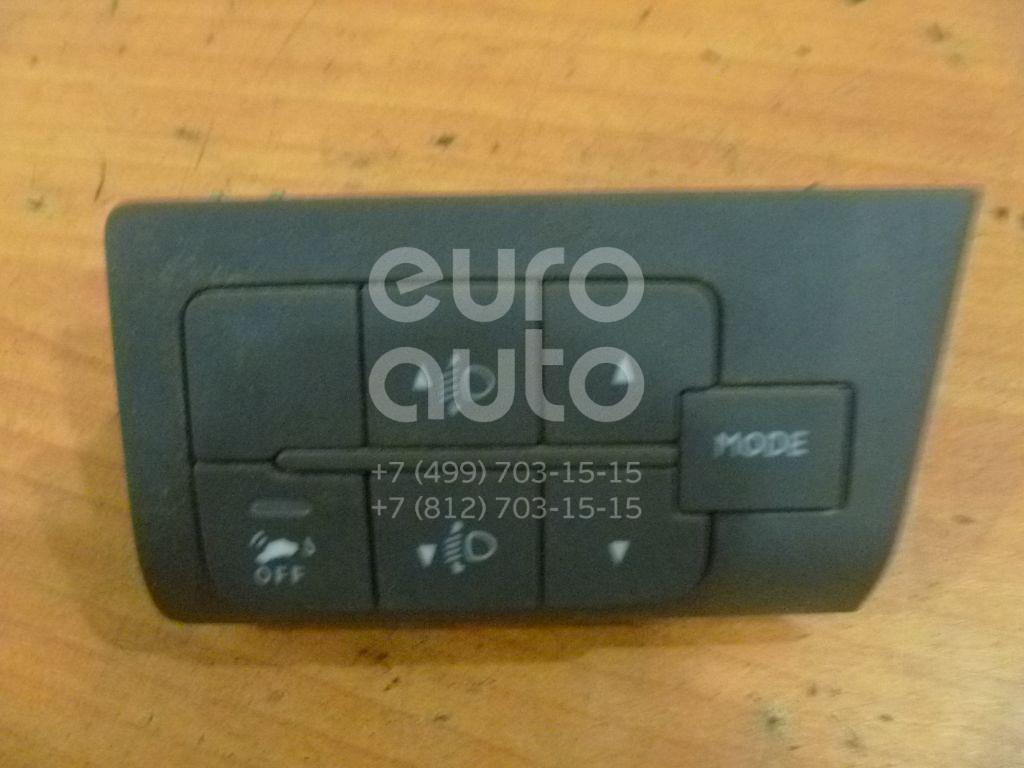 Блок кнопок для Citroen,Peugeot,Fiat Jumper 2006>;Boxer 2006>;Ducato 250 (НЕ ЕЛАБУГА!!!) 2006> - Фото №1