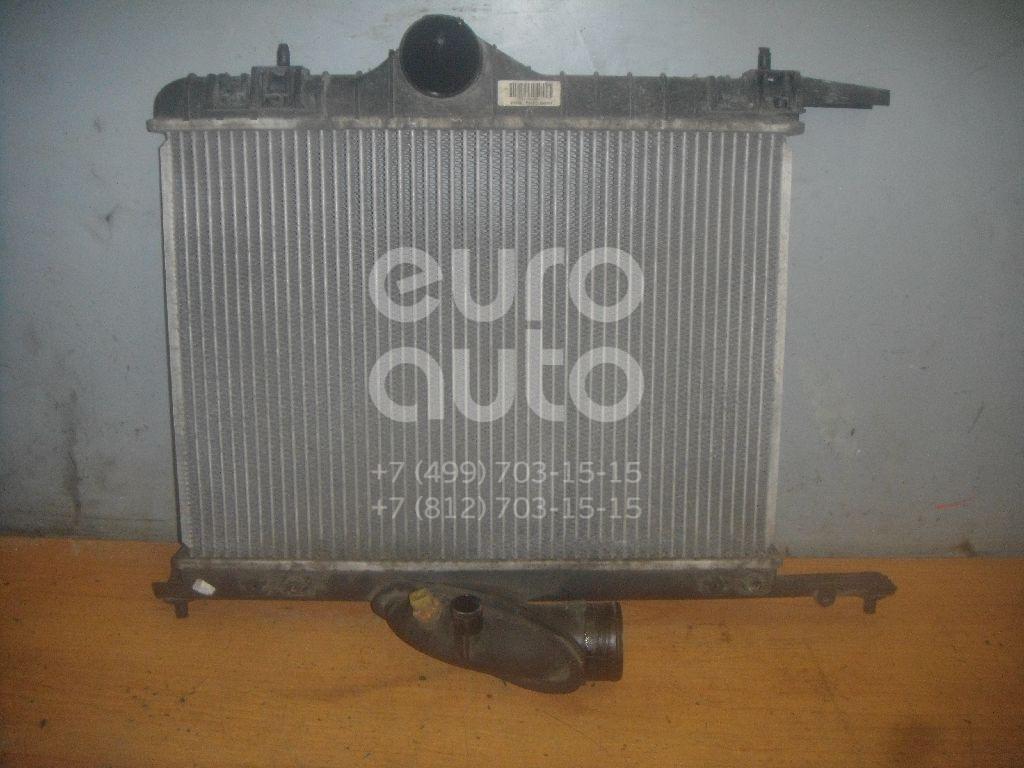 Интеркулер для Volvo S40 1998-2001 - Фото №1