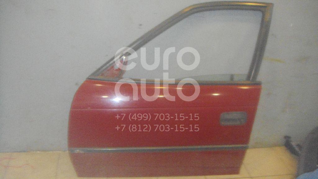 Дверь передняя левая для Opel Astra F 1991-1998 - Фото №1