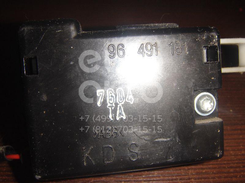 Активатор замка багажника для Chevrolet Captiva (C100) 2006-2010;Aveo (T200) 2003-2008;Aveo (T250) 2005-2011 - Фото №1
