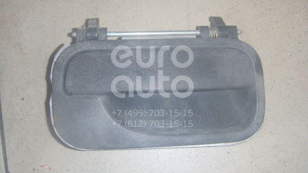 Ручка двери задней наружная правая для Opel Vectra B 1999-2002;Vectra B 1995-1999 - Фото №1
