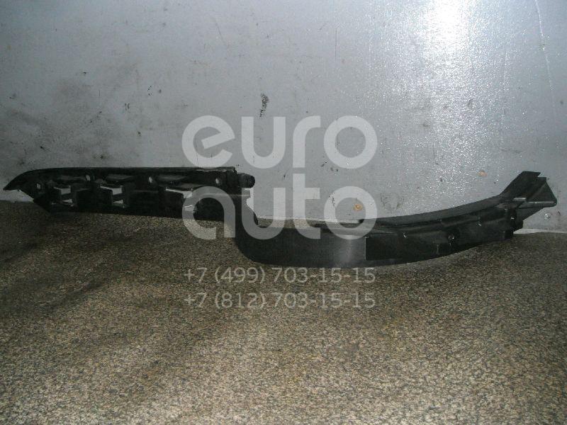 Направляющая заднего бампера левая для Porsche Cayenne 2003-2010 - Фото №1