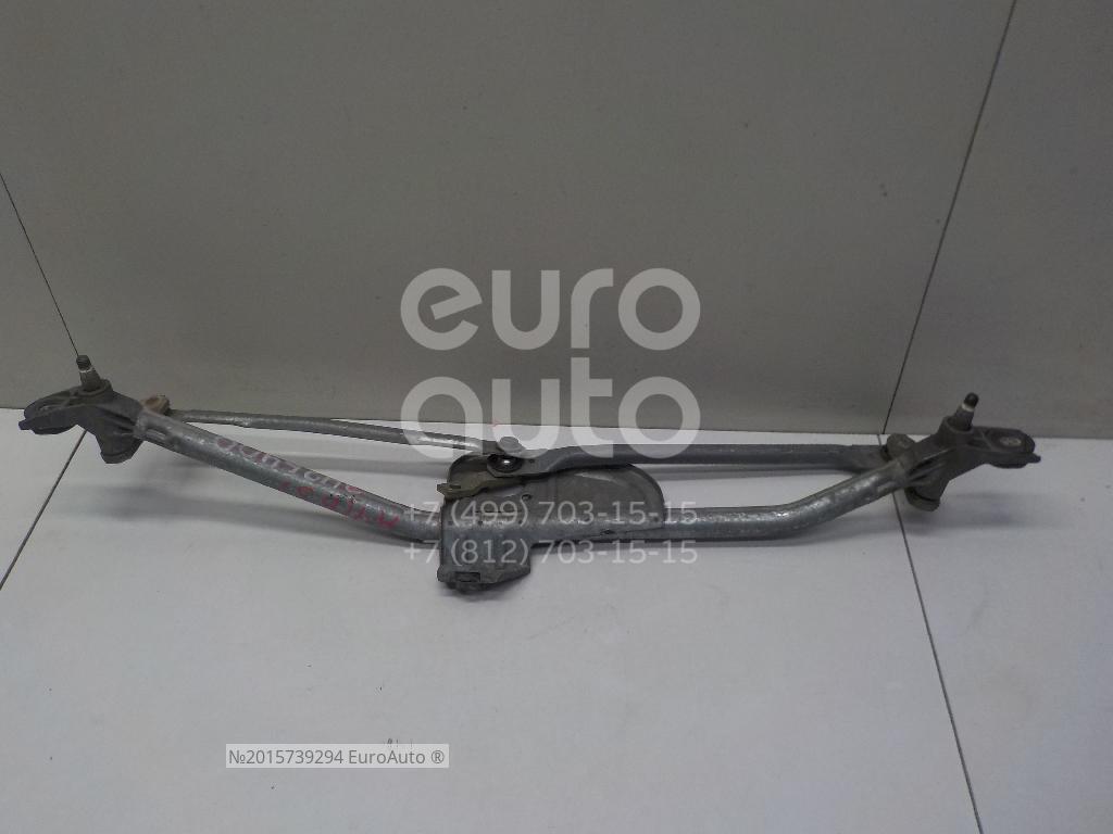 Трапеция стеклоочистителей для Audi A4 [B5] 1994-2001 - Фото №1