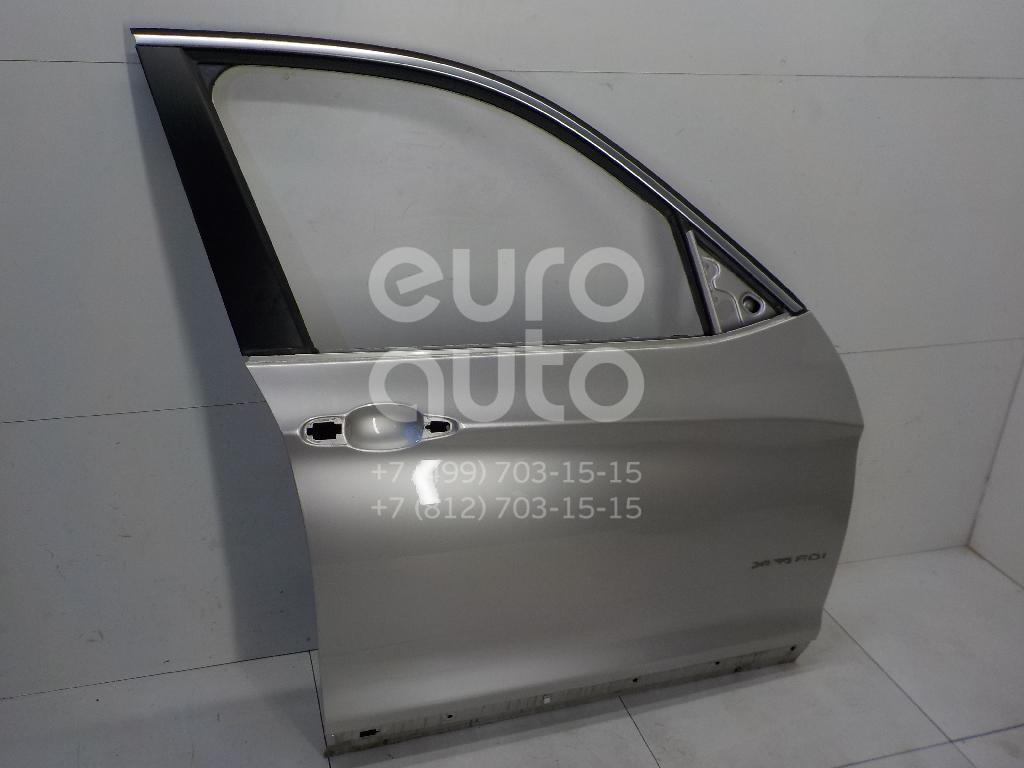 Купить Дверь передняя правая BMW X3 F25 2010-2017; (41517355804)
