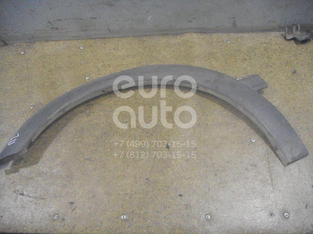 Накладка переднего крыла левого для VW Golf III/Vento 1991-1997 - Фото №1