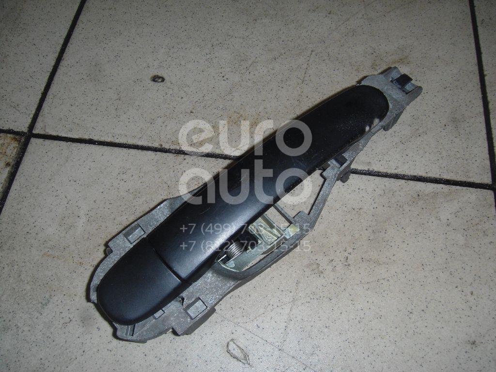 Ручка двери задней наружная левая для Skoda Octavia 1997-2000 - Фото №1