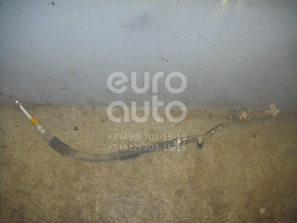 Трубка кондиционера для Chevrolet,Daewoo Lanos 2004>;Lanos 1997-2009 - Фото №1